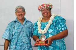 agriculture cook islands award psc
